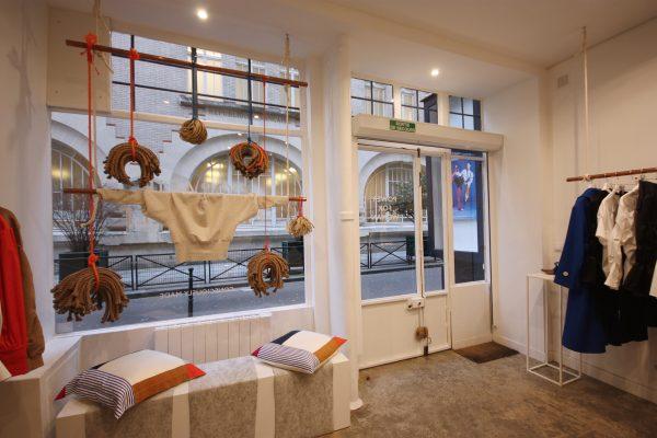 Location pop up store marais paris