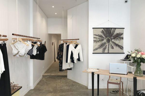 Location boutique ephemere Marais Paris
