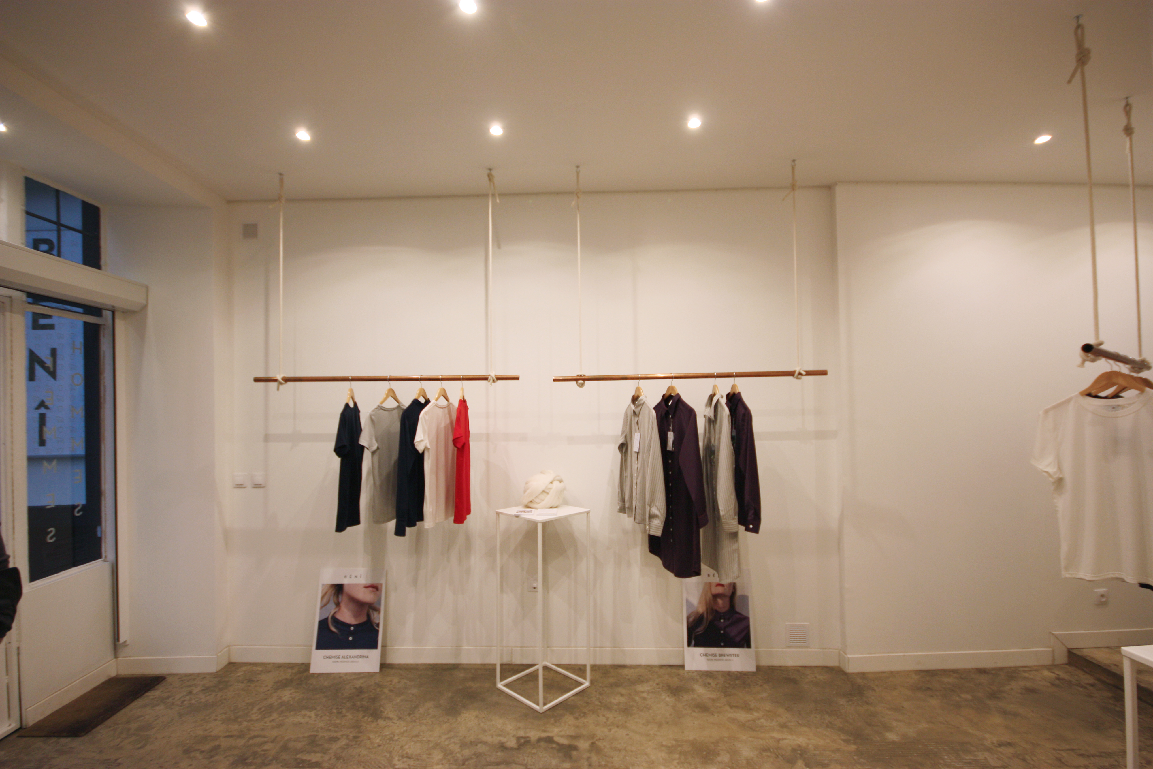 Location boutique Ephemere Maris