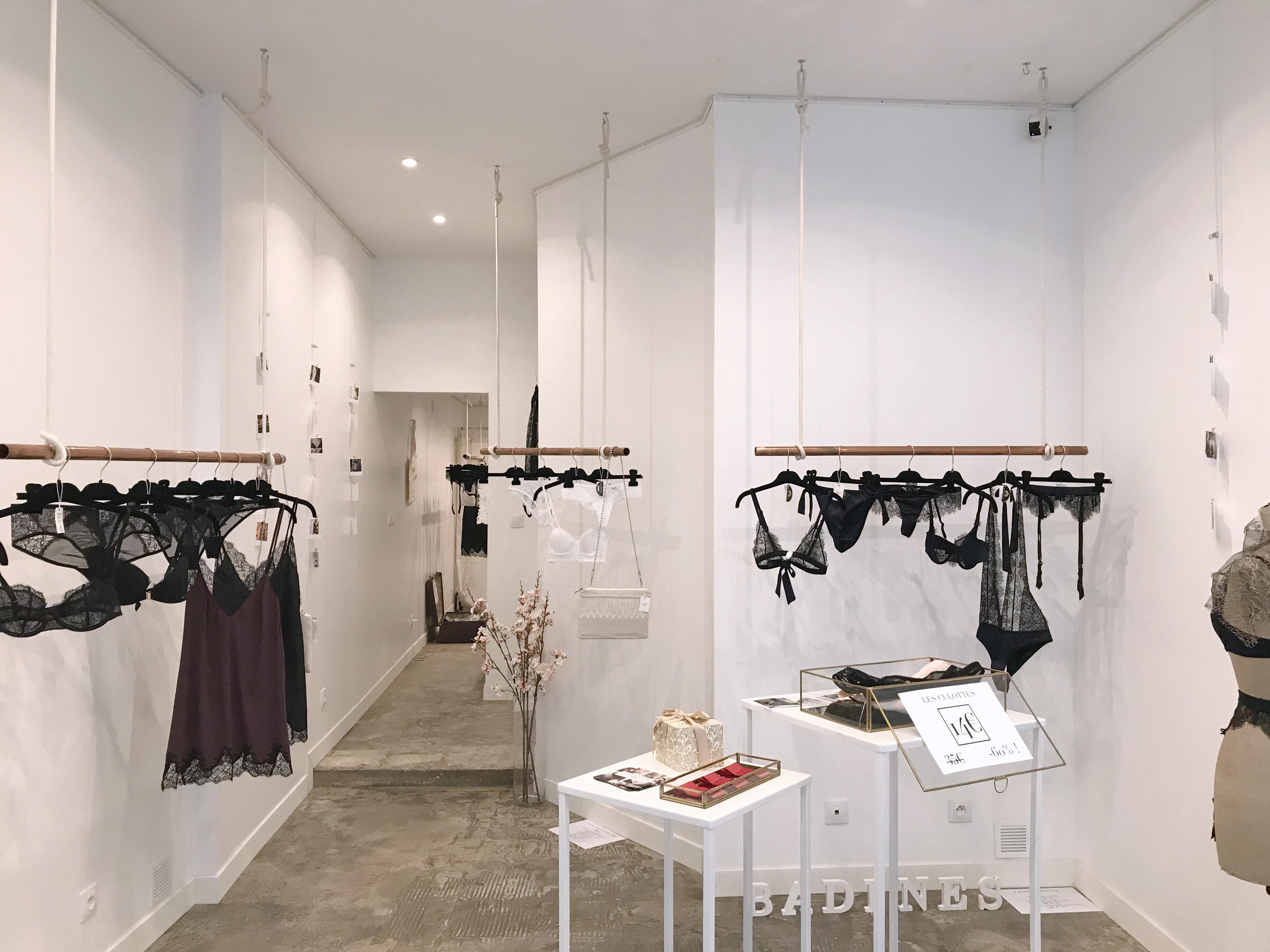 Location de boutique ephemere paris