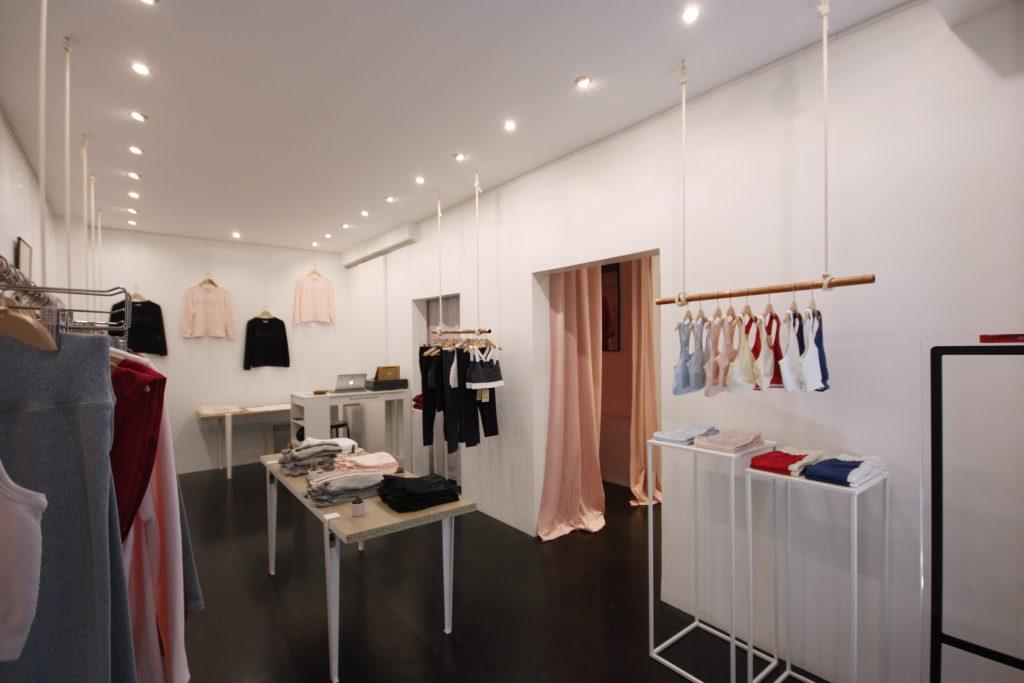 Location boutique pop up shop paris marais