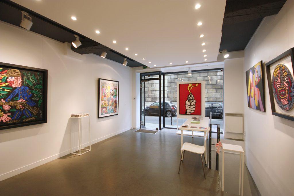 Exposition Location galerie paris