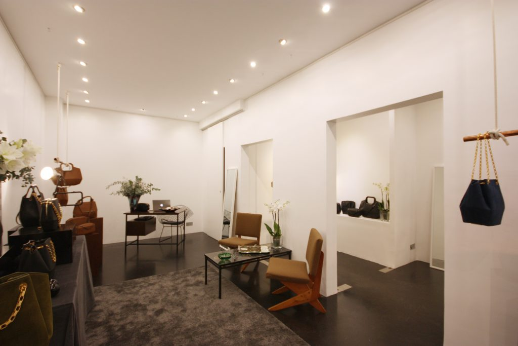 Location boutique éphémère paris marais