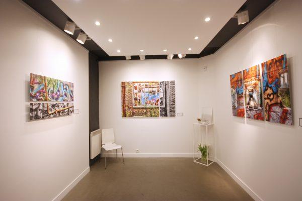 Location exposition art paris galerie marais