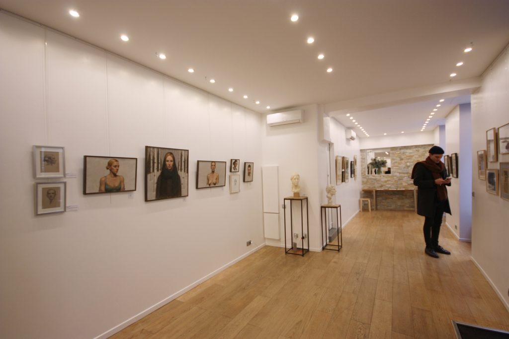 Location galerie exposition art paris
