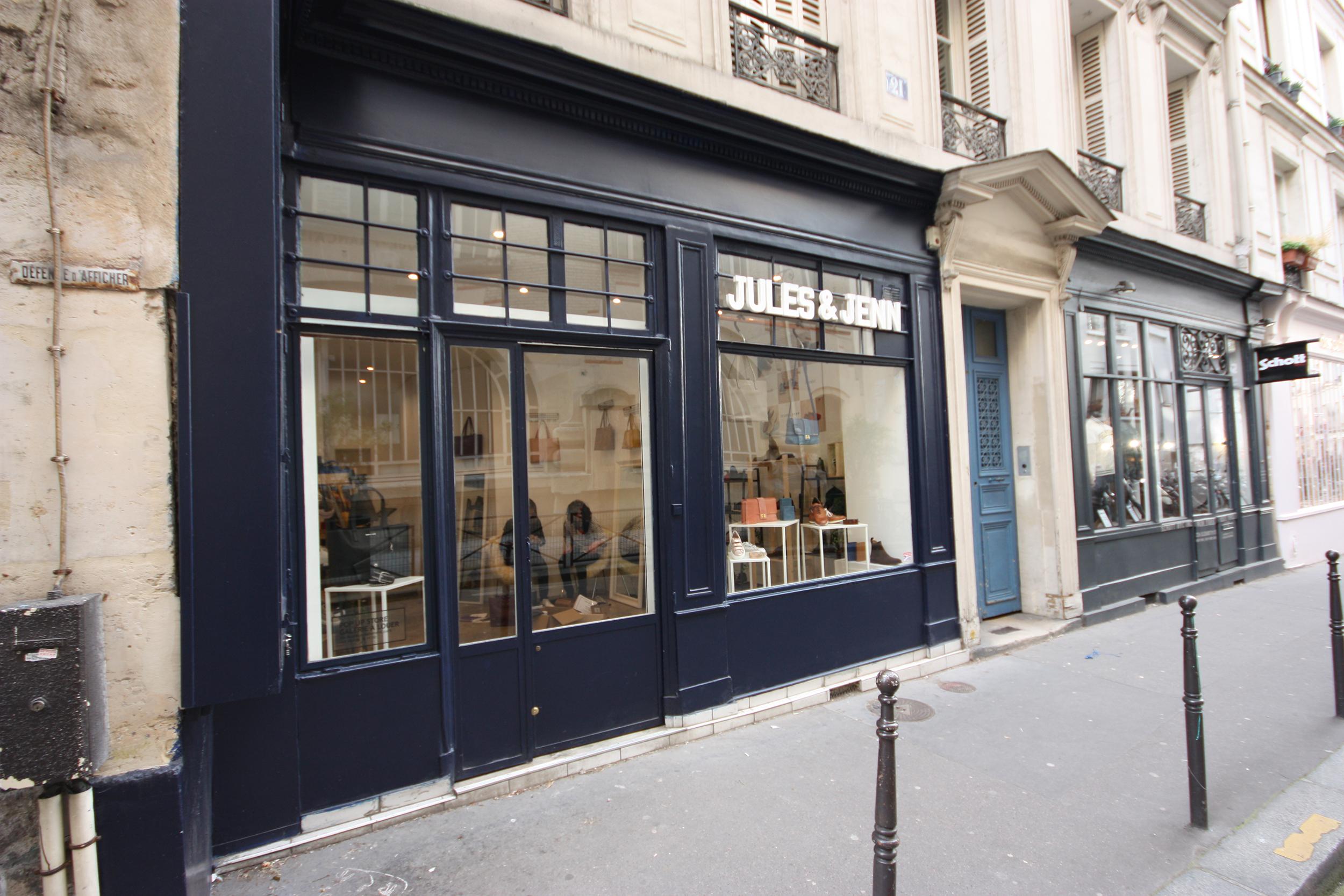 Louer une boutique ephemere paris