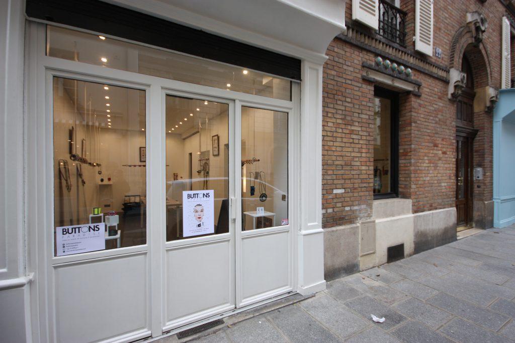 Location pop up store a paris marais