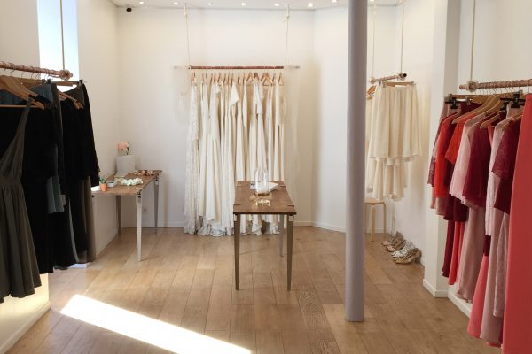 Location pop up store marais