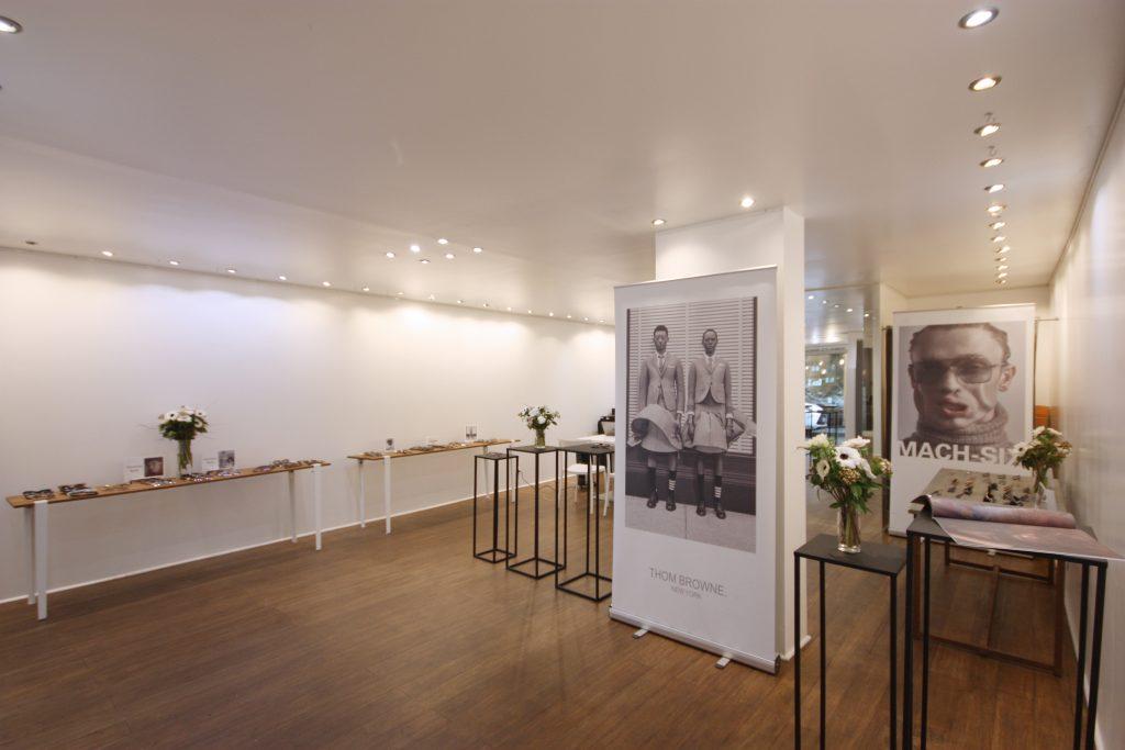 Showroom rental paris fashion week marais