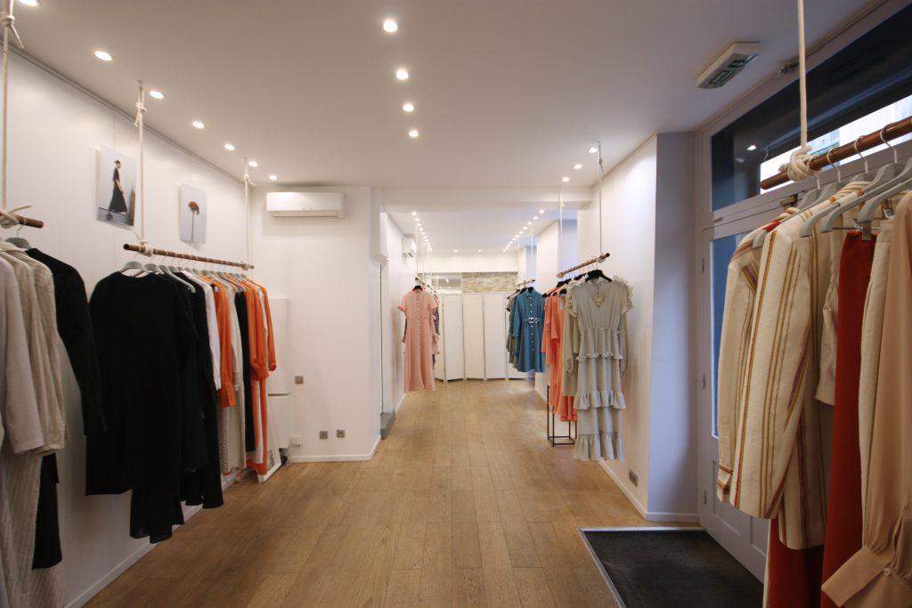 Location showroom Fashion Week Paris