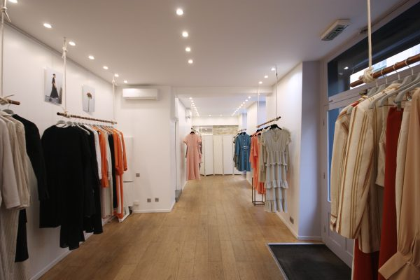 Location showroom Fashion Week Paris