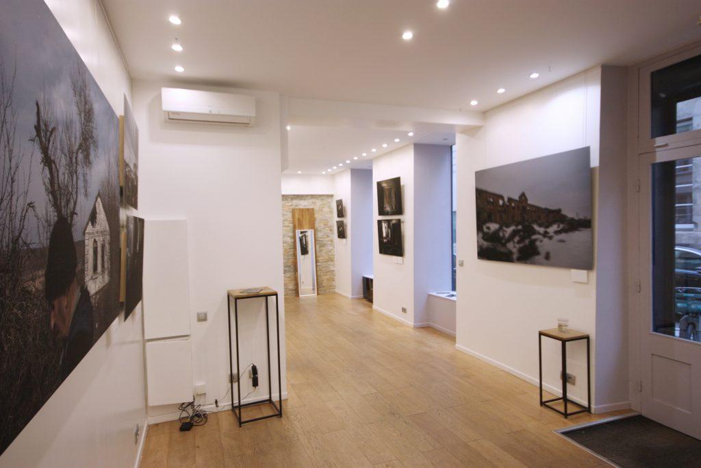 Art Gallery rental Paris