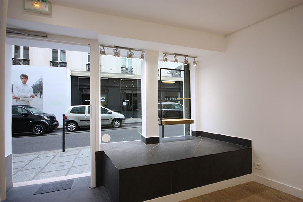 location boutique pop up store paris