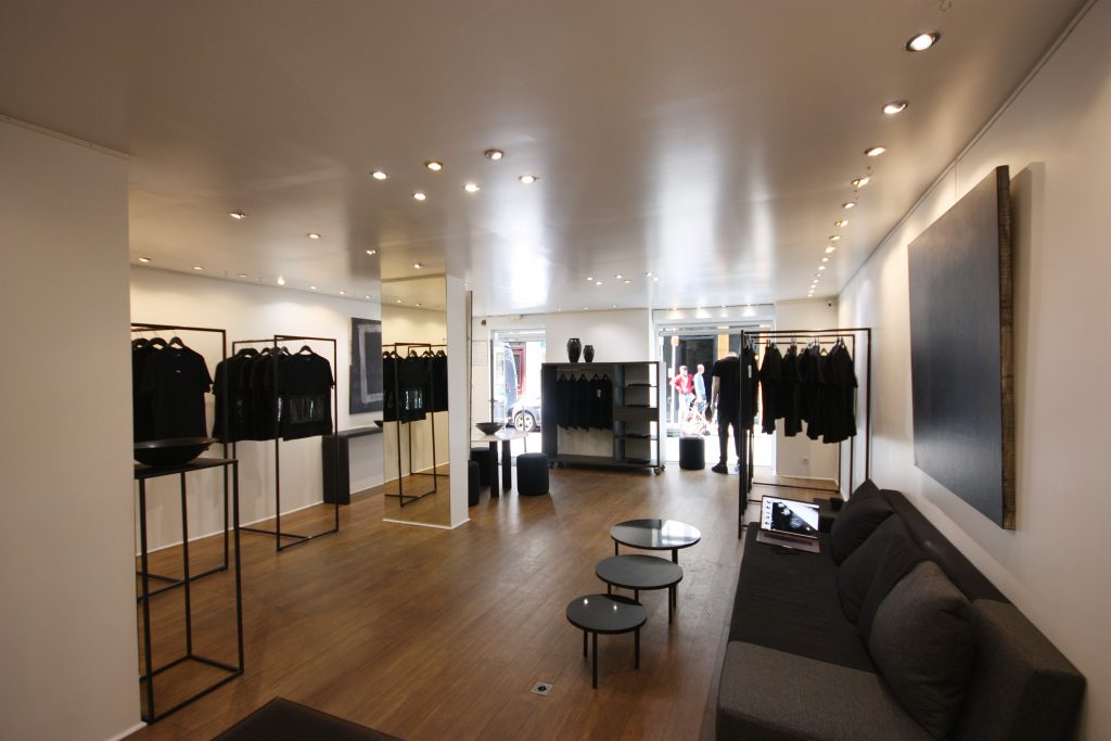 Pop up boutique a louer marais paris