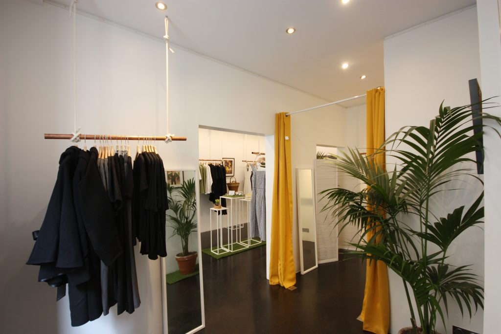 Location pop up store paris