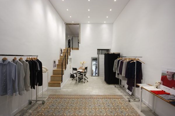 Pop up store rue de Turenne location