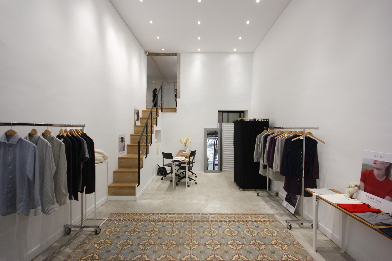 Pop up store rue de Turenne location