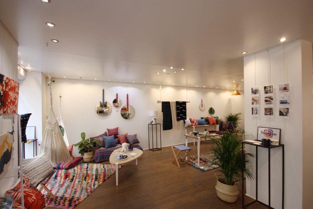 Location boutique paris marais