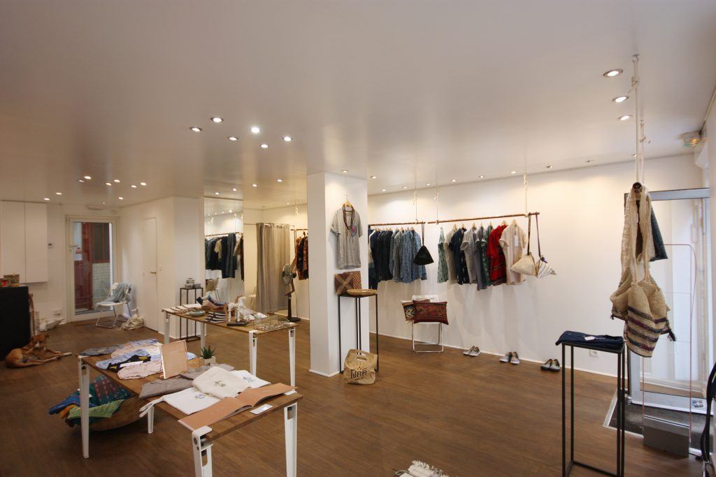 Location pop up store marais paris