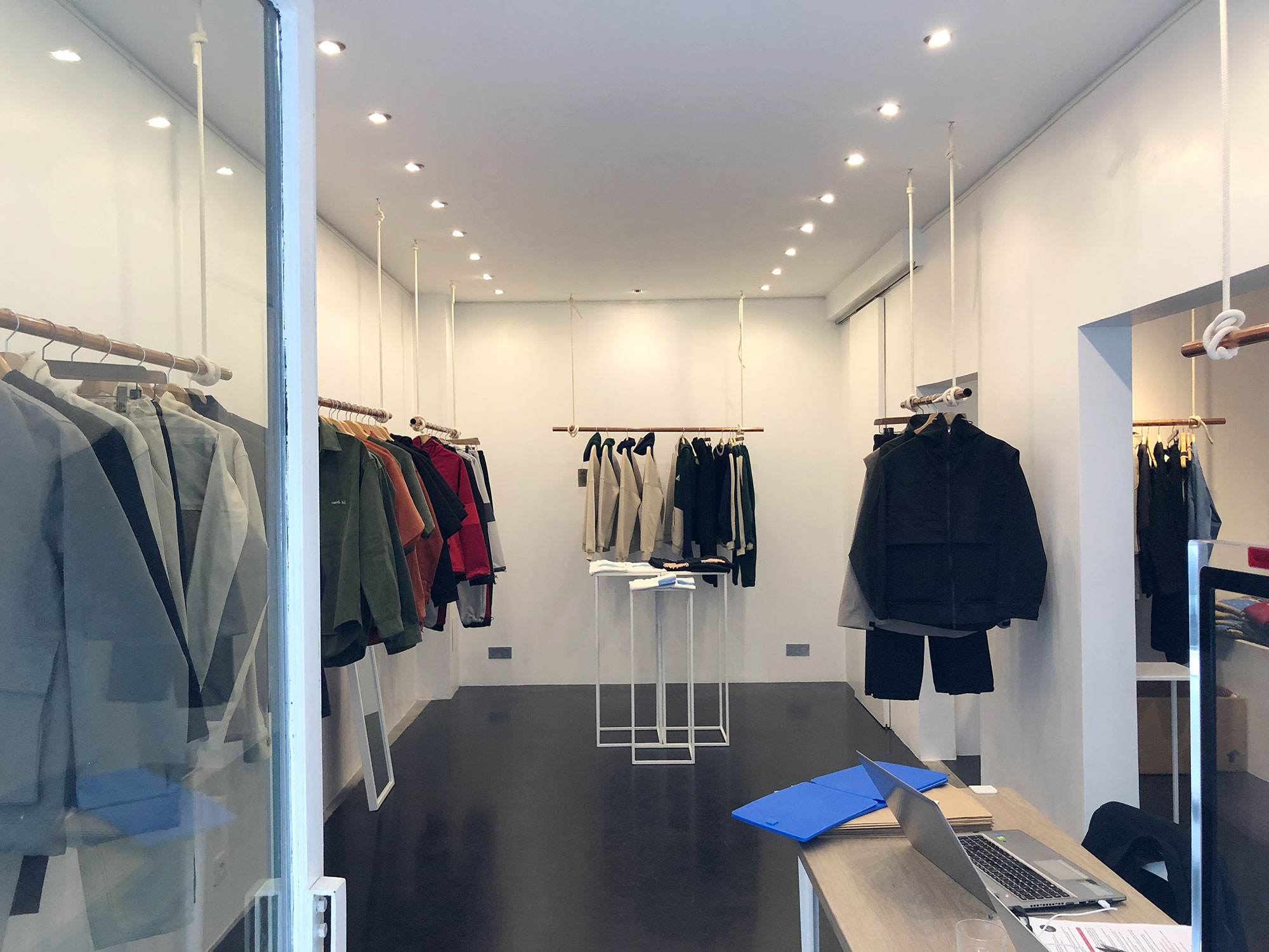 Pop up store rental paris marais
