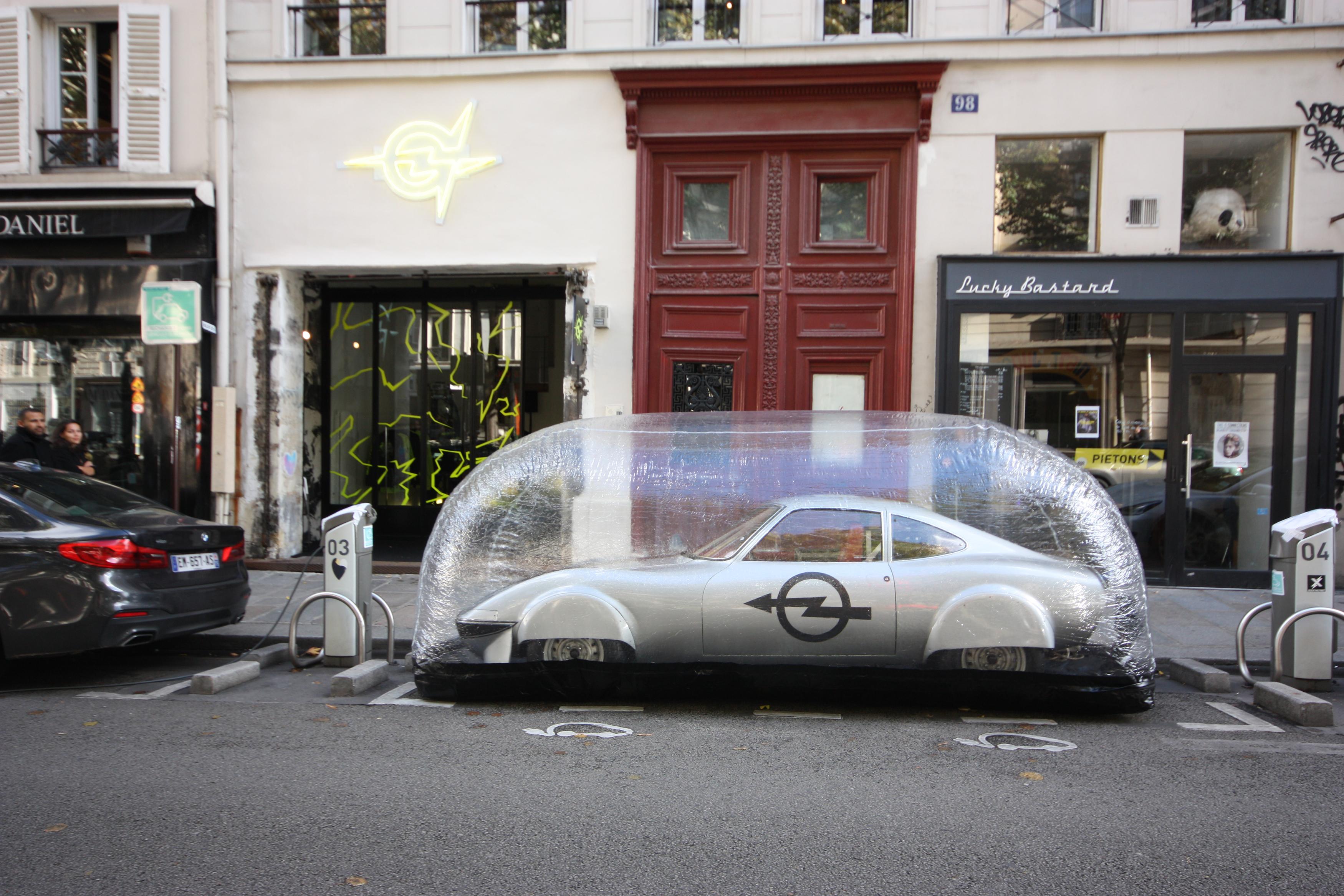 Location pop up store rue de Turenne Paris