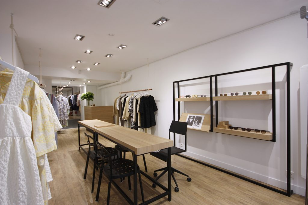 Paris showroom to rent Fashion Week Marais