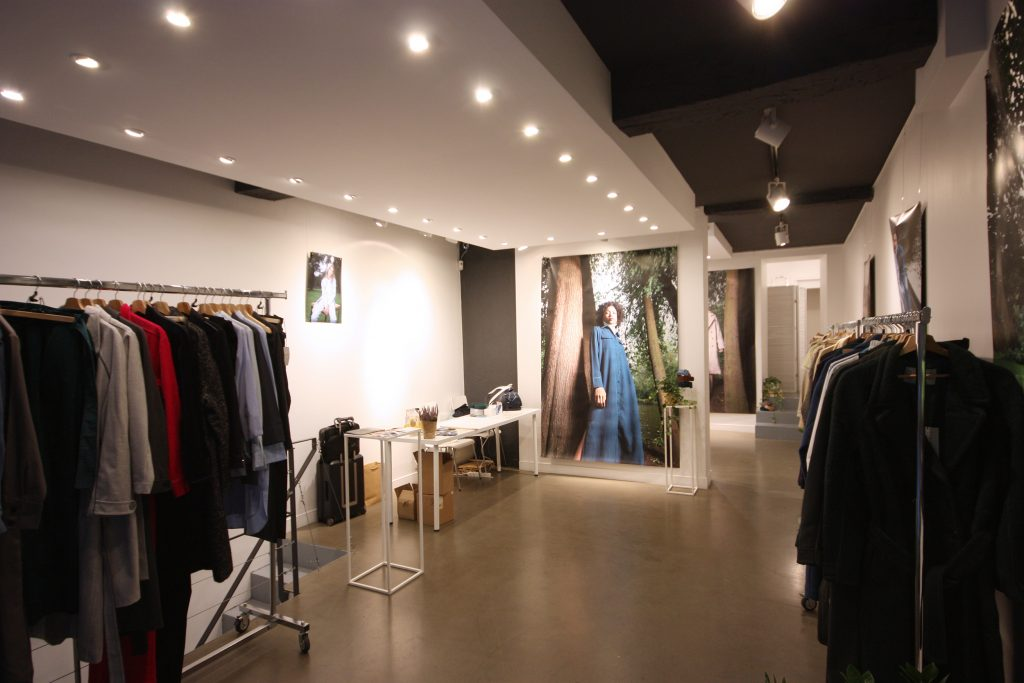 Location boutique ephemere Paris Esmé studio