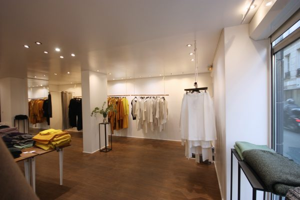 Location boutique ephemere rue charlot