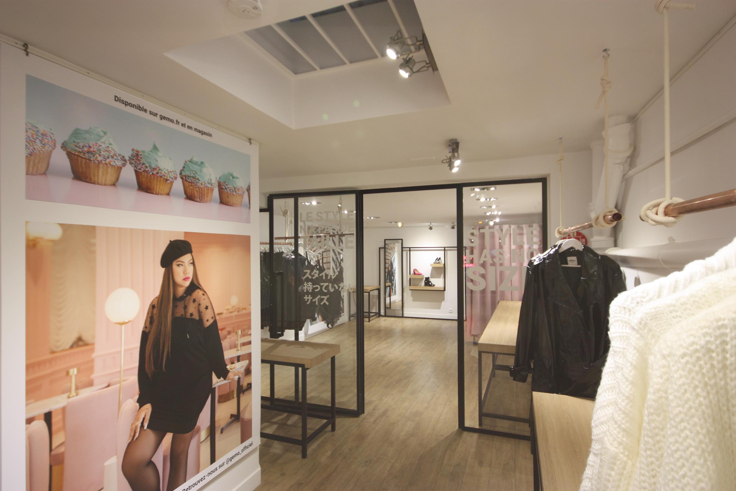 Boutique partage createurs Paris