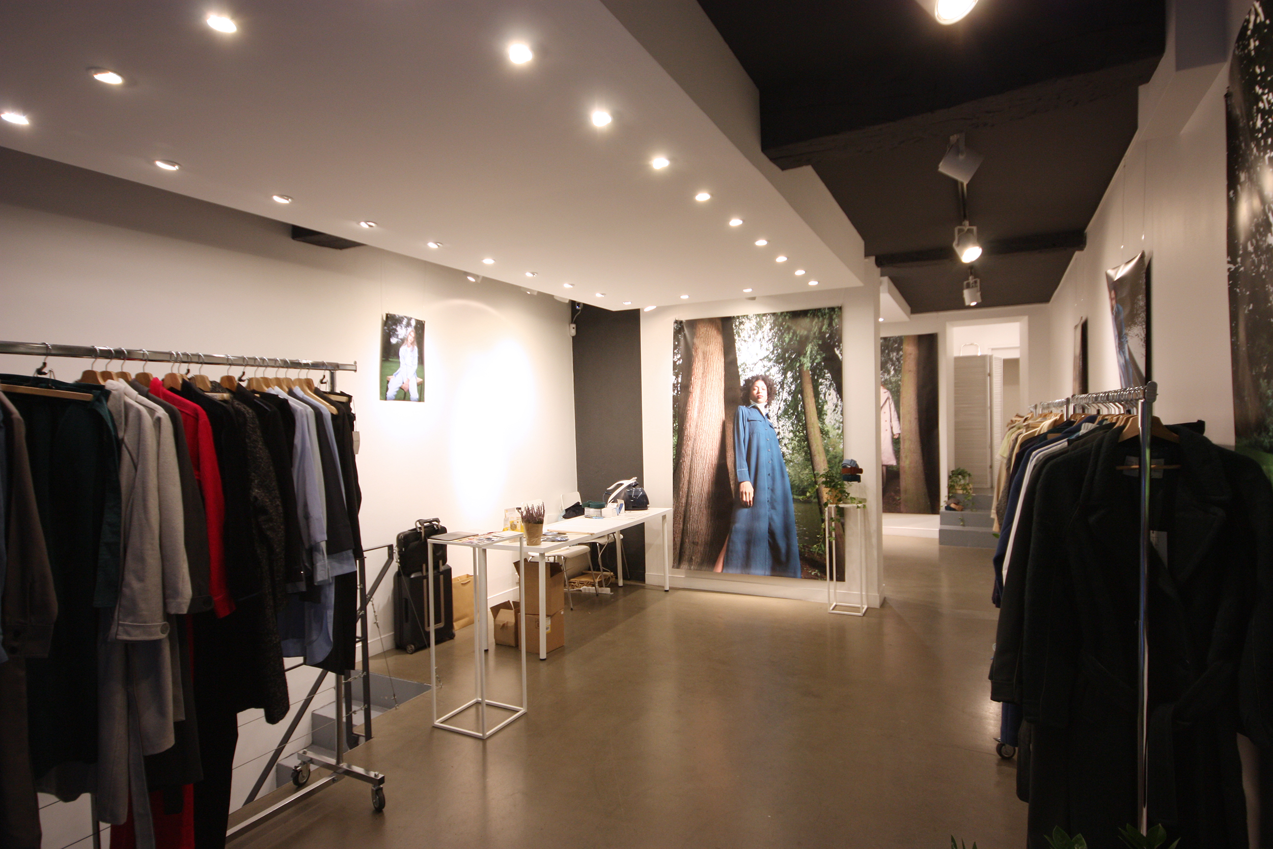 Location boutique ephemere Paris Esmé studio