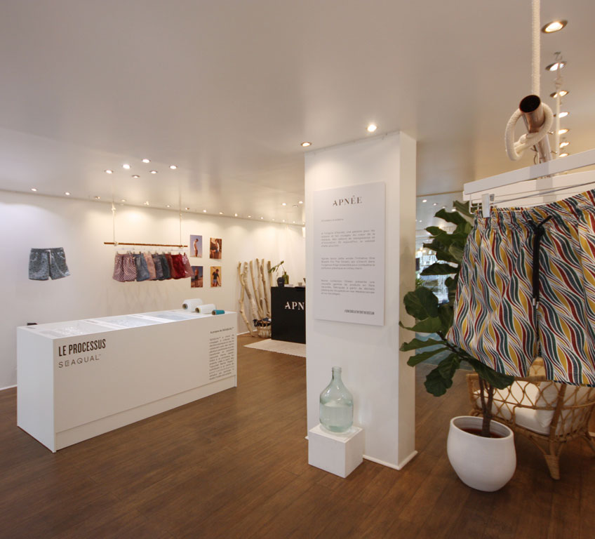 pop up store rental in Paris marais