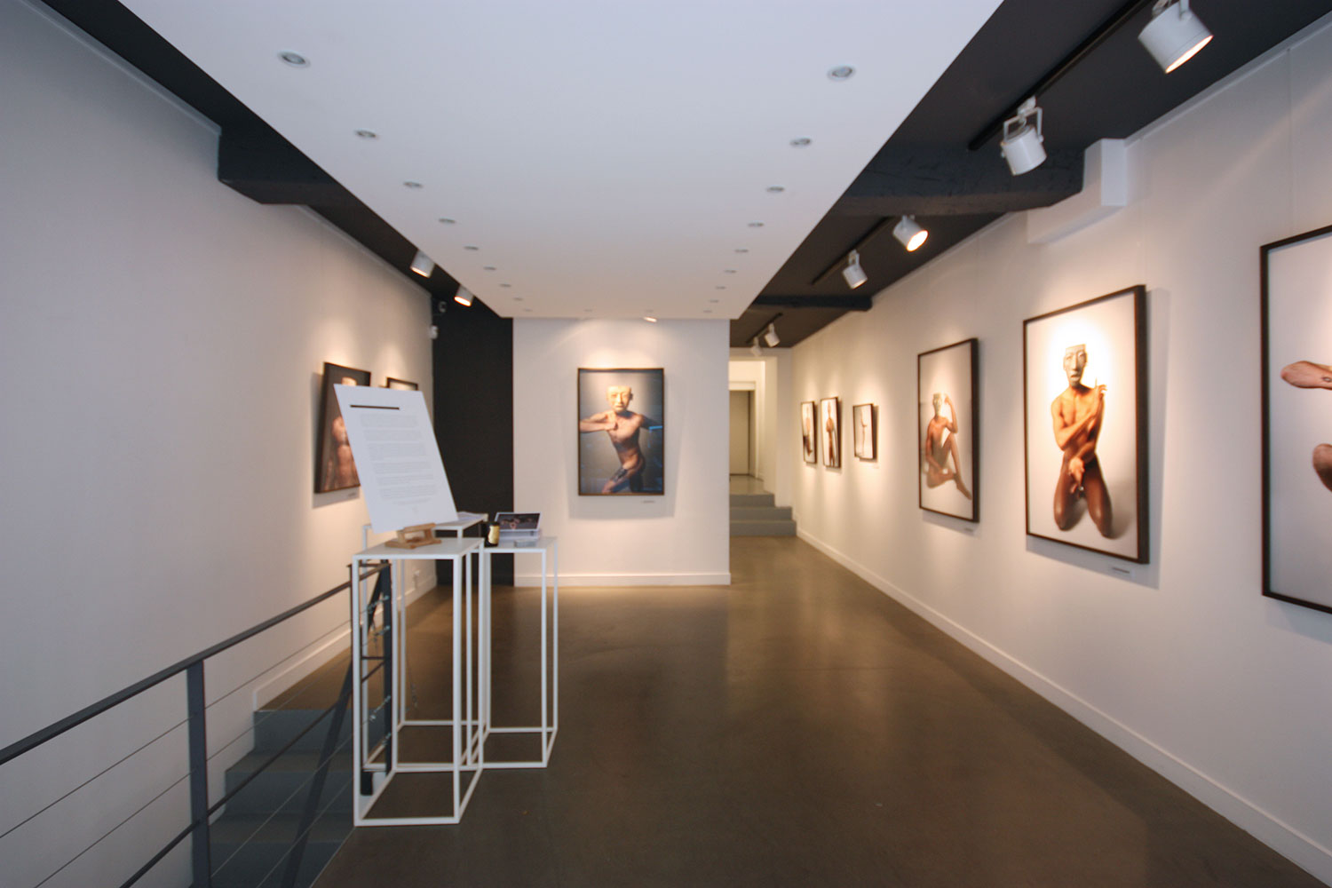 rent an exhibition space gallery in paris france