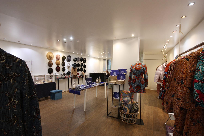 Location boutique partagee createurs paris marais