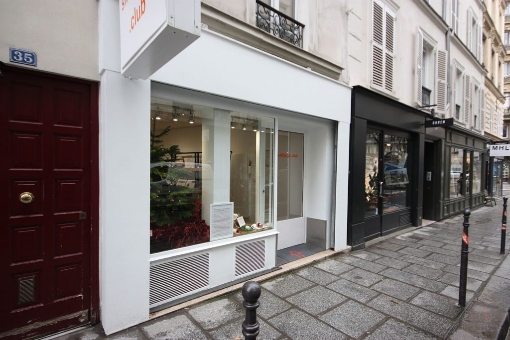 Louer un pop up store marais centre paris