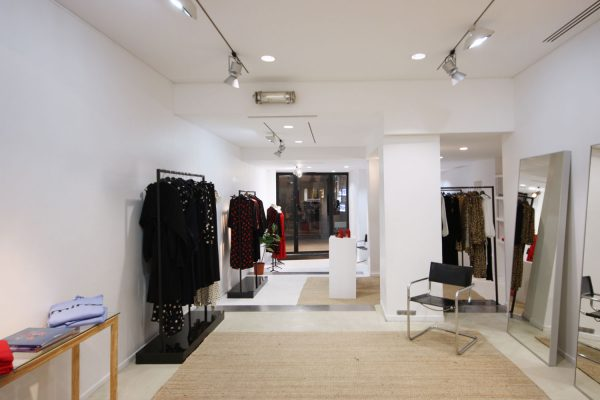 pop up store mirae paris location boutique marais