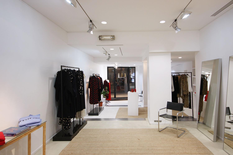 pop up store mirae paris location boutique marais