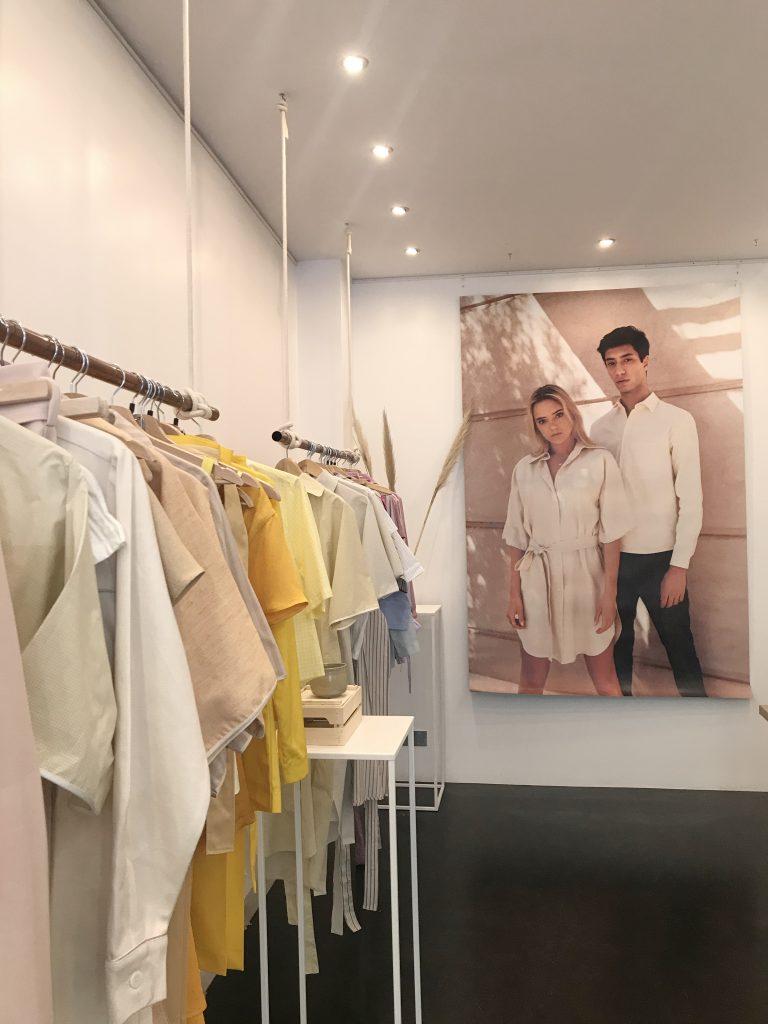 Pop up store Paris