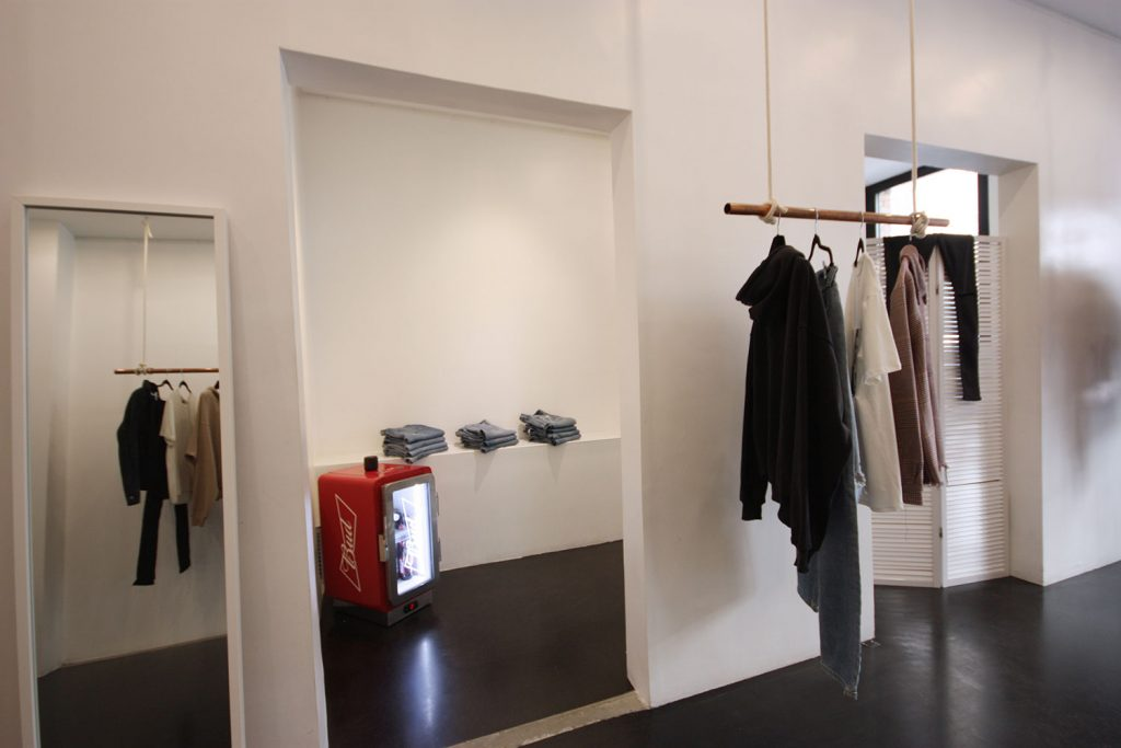 pop up store mouty marais paris