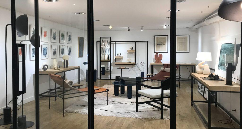 Galerie Virginie Lesage Marais